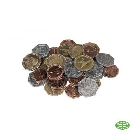 DWARVEN COINS SET