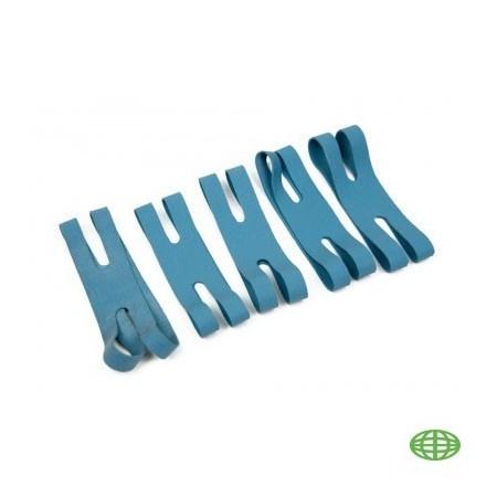 BOX BAND blue 4'