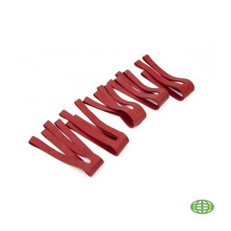BOX BAND red 8'