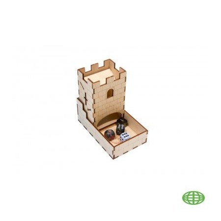 Mini Dice Tower