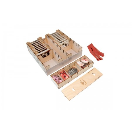 COMPACT CARD GAME Box organizer