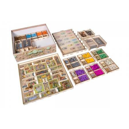 The Broken Token - FOUNDERS OF GLOOMHAVEN Organizer