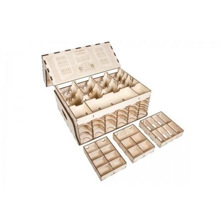 The Broken Token - ARKHAM MUSEUM crate