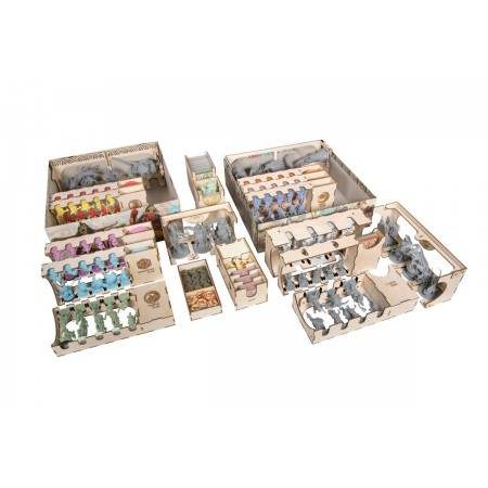 RISING SUN Daimyo collection organizer