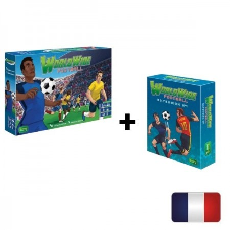 Pack Worldwide Football + Extension
