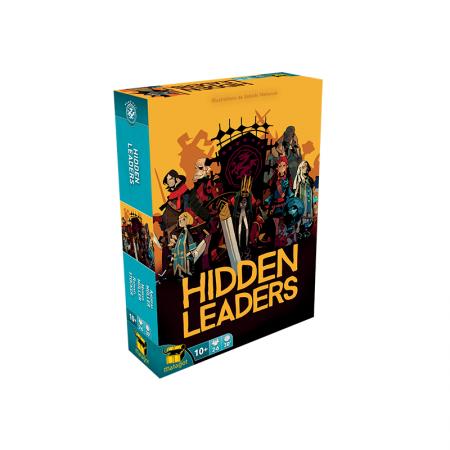 Hidden Leaders - Box