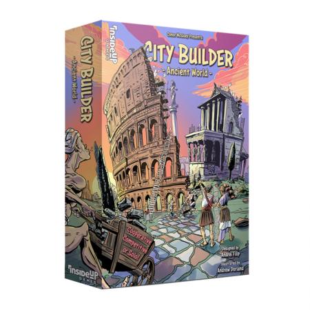 City Builder : Ancient World - Box