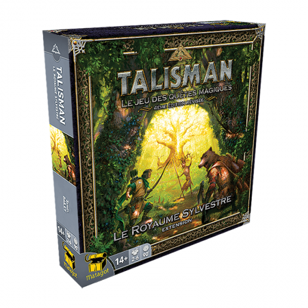 Talisman : Le Royaume Sylvestre