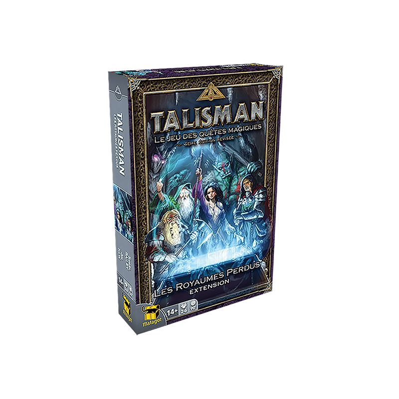 Talisman : Les Royaumes Perdus