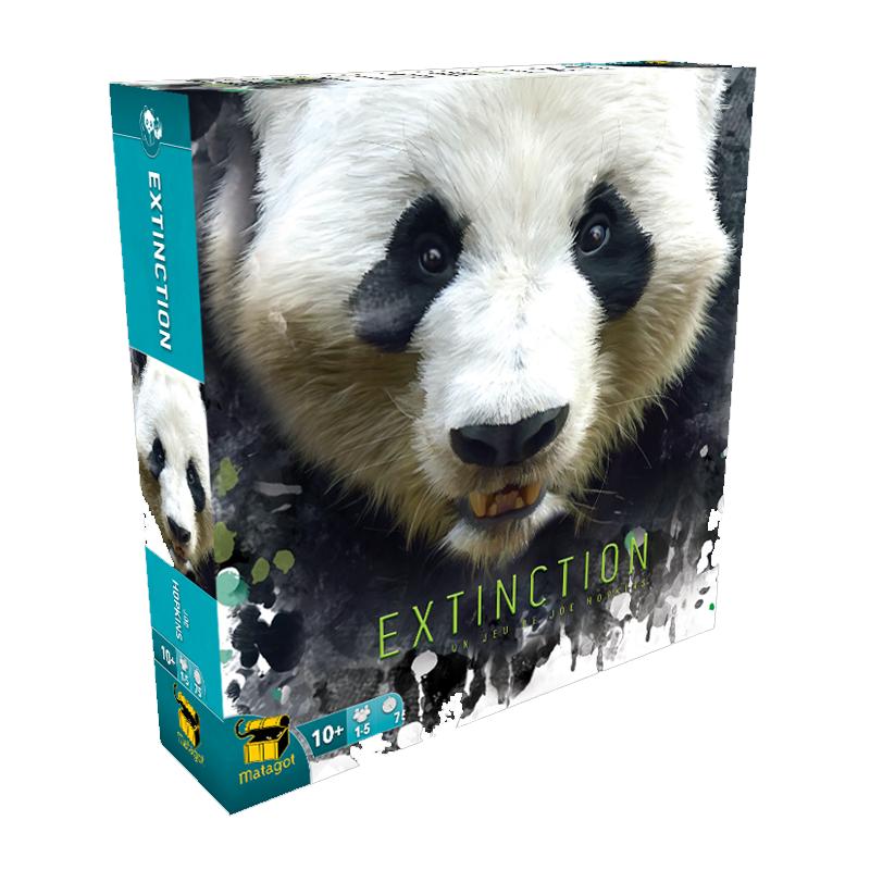 Extinction - Panda - Box