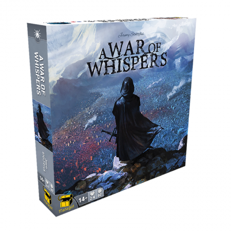 A War of Whispers - Box
