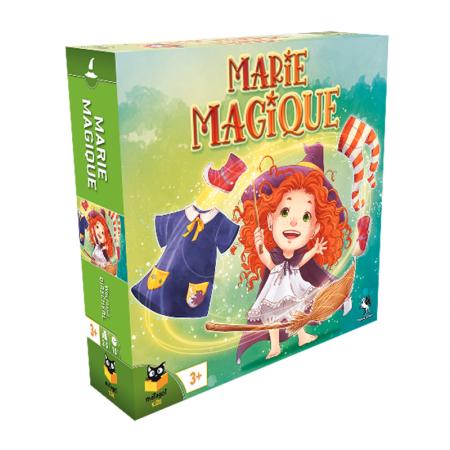 Marie Magique - Box