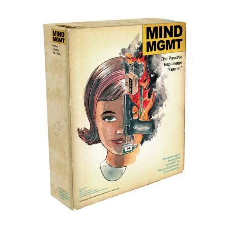 MIND MGMT - Box