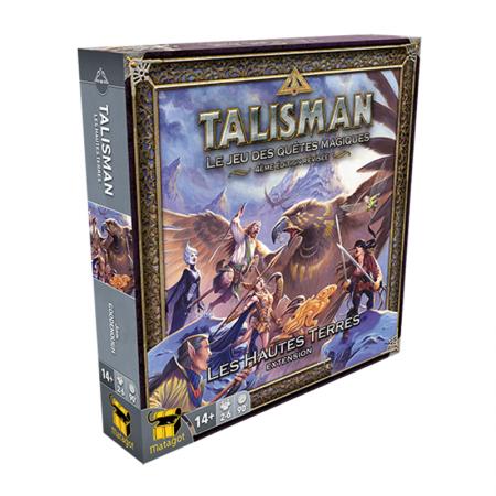 Talisman : Les Hautes Terres - Box