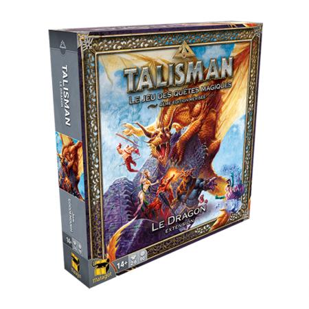 Talisman : Le Dragon - Box
