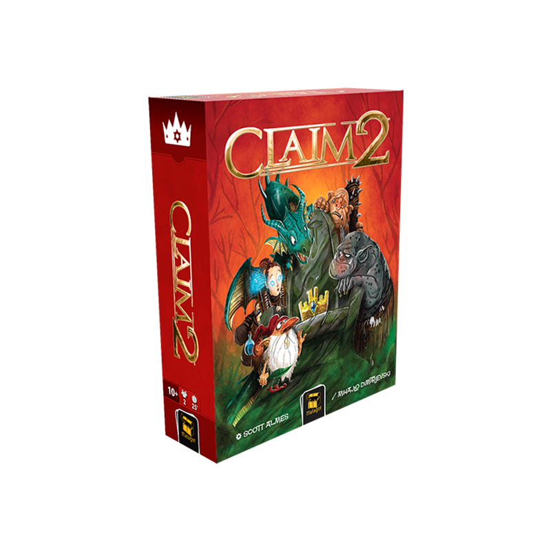 Claim 2 - Box
