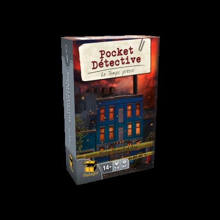 Pocket Detective - Case 3 - Box