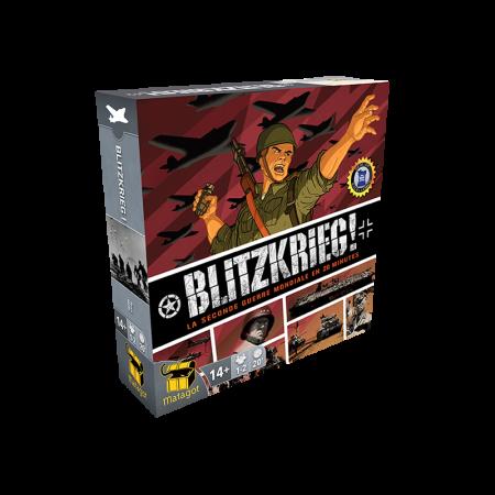 Blitzkrieg - Box