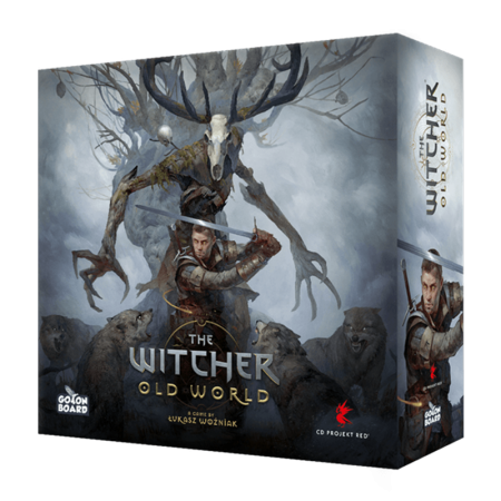 The Witcher Old World - Box