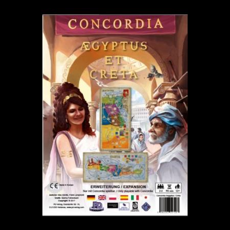 Concordia - Aegyptus et Creta - Box