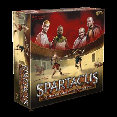 Spartacus - Box