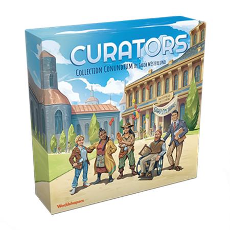 Curators - Box