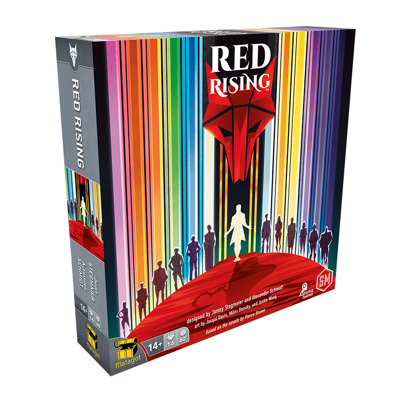 Red Rising - Box