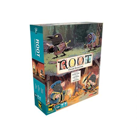 Root Monde Souterrain - Box