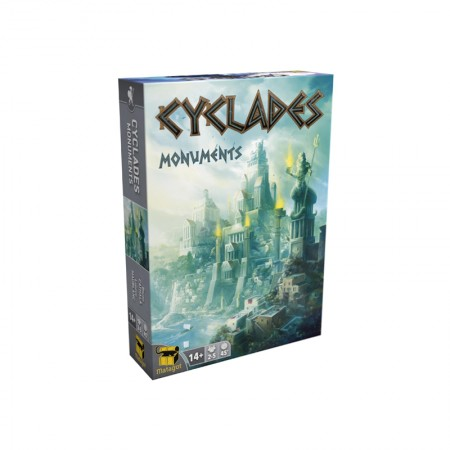 Cyclades Monuments - Box