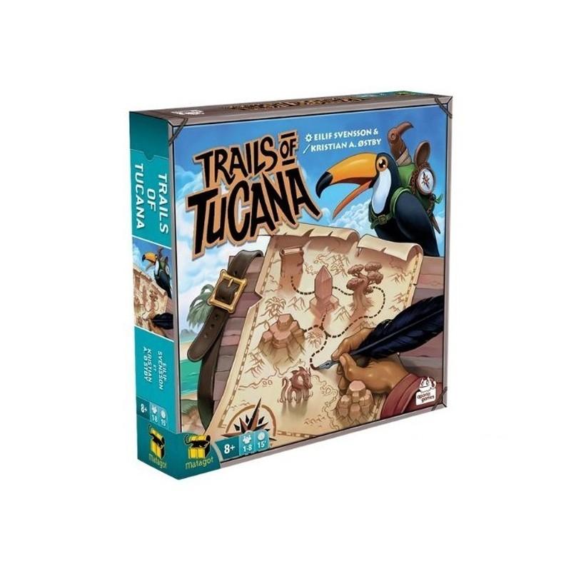 Trails of Tucana - Box