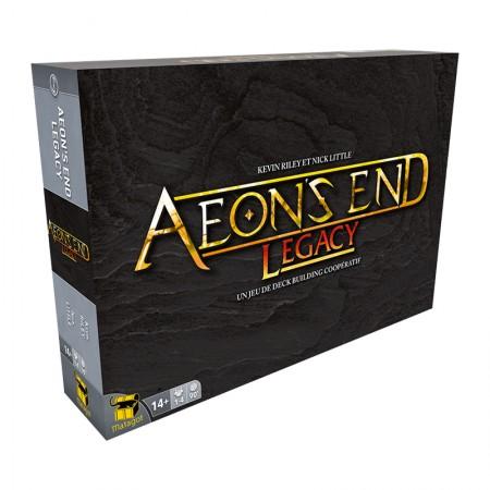 Aeon's End Legacy - Box