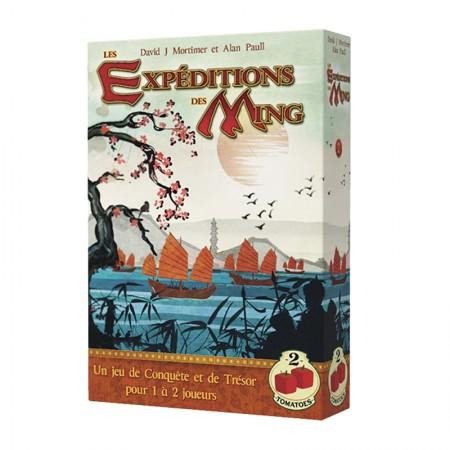Les Expeditions des Ming - Box