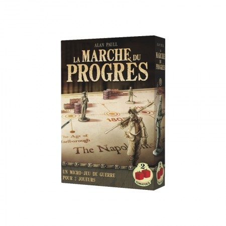 La Marche du Progrès - Box