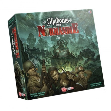Shadows Over Normandie Core - Box