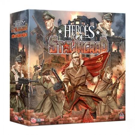 Heroes of Stalingrad Core - Box