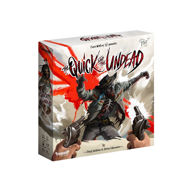 The Quick and The Undead - Box