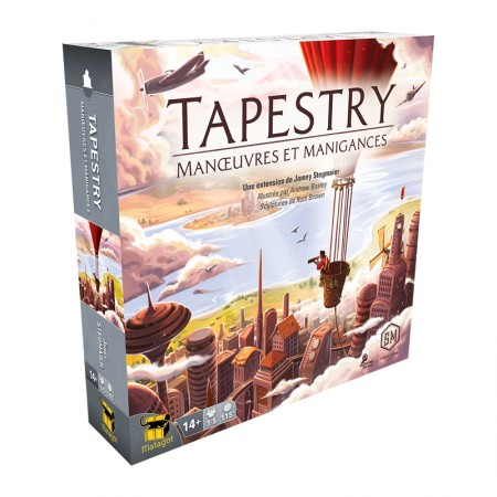 Tapestry Ext 1 - Box