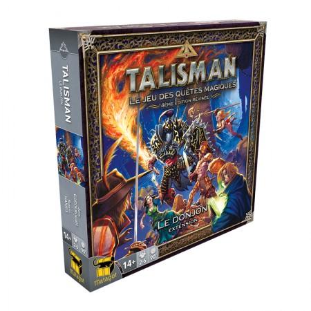 Talisman Le Donjon - Box