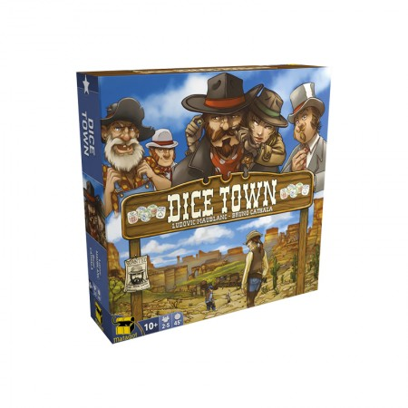 Dice Town - Box