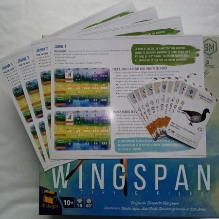 Wingspan - Promo