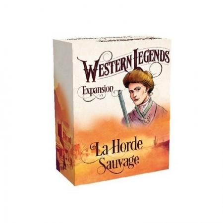 Western Legends La Horde Sauvage - Box