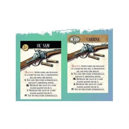 Western Legends - The Carbine Cards