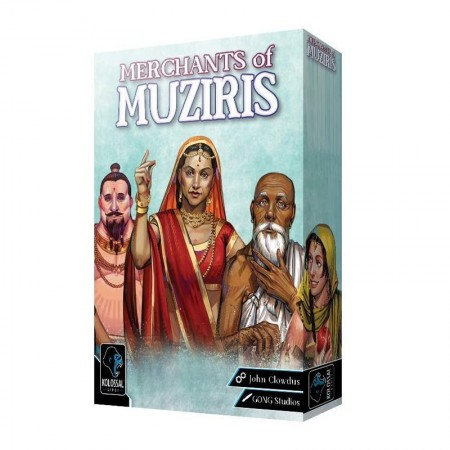 Merchants of Muziris - Box