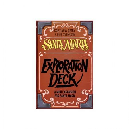 Santa Maria : Exploration Deck - Box