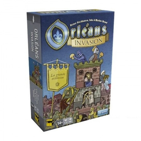 Orléans : Invasions - Box