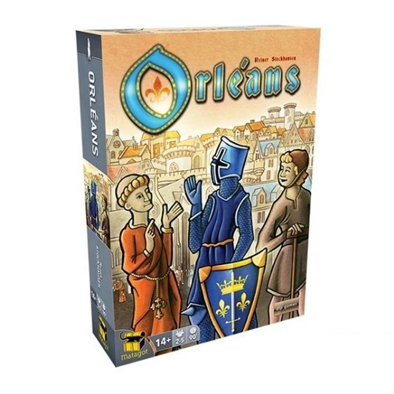 Orléans - Box