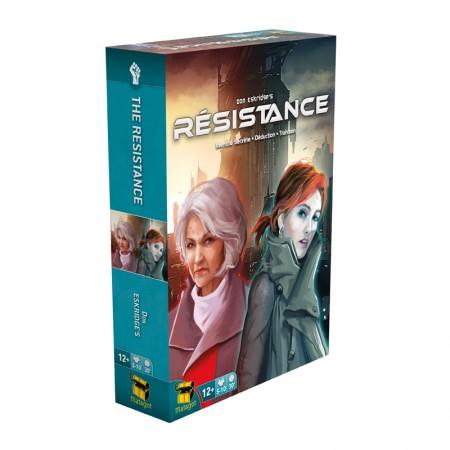 Résistance - Box