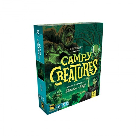 Campy Creatures - Box