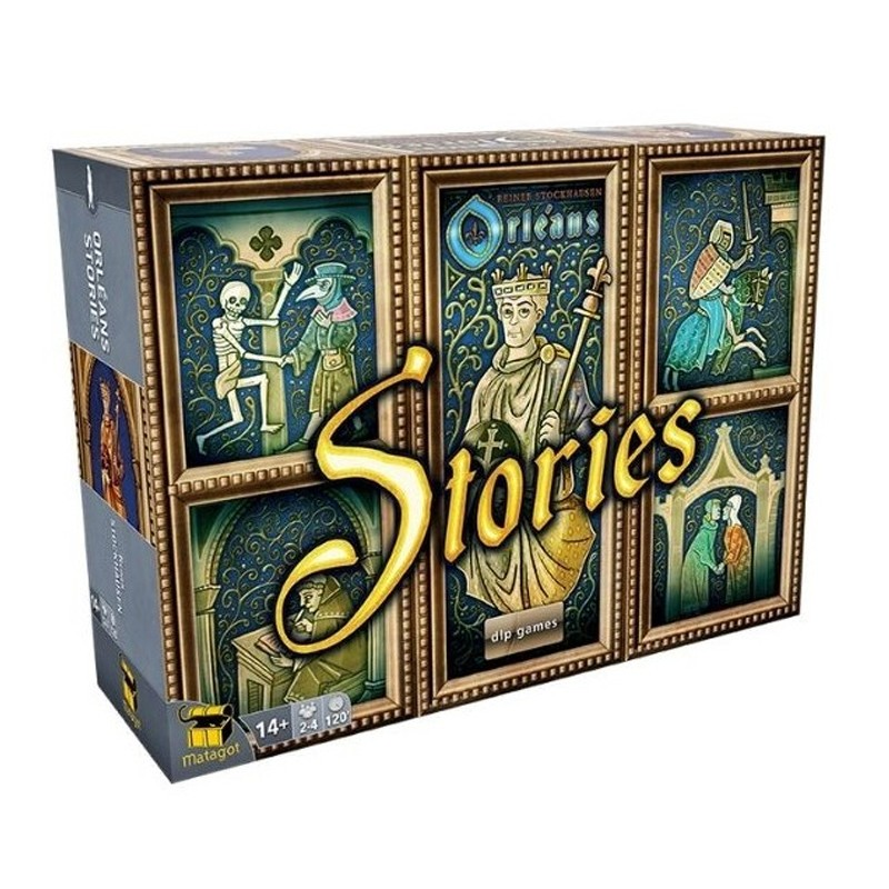 Orléans Stories - Box