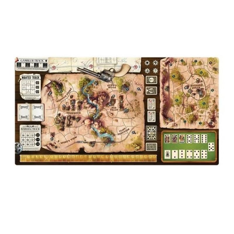 Western Legends - Playmat